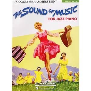 COMPILATION - THE SOUND OF MUSIC FOR JAZZ PIANO SOLO