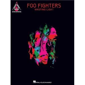 FOO FIGHTERS - WASTING LIGHT GUITAR RECORDED VERSIONS TAB.