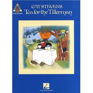 STEVENS CAT - TEA FOR THE TILLERMAN GUITAR TAB.