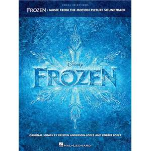 LOPEZ - FROZEN (REINE DES NEIGE) MUSIC FROM THE MOTION PICTURE SOUNDTRACK VOCAL SELECTION