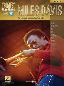 DAVIS MILES - TRUMPET PLAY-ALONG VOL.06  + ONLINE AUDIO ACCESS