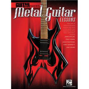 COLLECTIF - GUITAR WORLD PRESENTS METAL GUITAR LESSONS