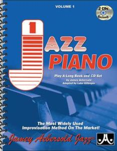 AEBERSOLD JAMEY - AEBERSOLD  VOL.1  HOW TO PLAY JAZZ FOR PIANO + 2 CD