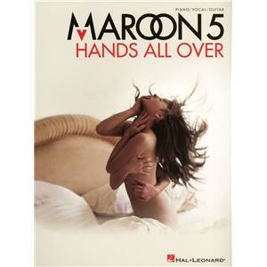 MAROON 5 - HANDS ALL OVER P/V/G