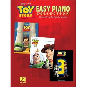 DISNEY - TOY STORY COLLECTION FOR EASY PIANO