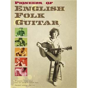 COMPILATION - PIONEERS OF ENGLISH FOLK GUITAR