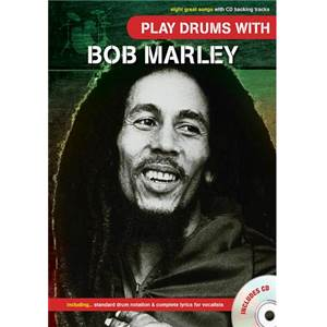 MARLEY BOB - PLAY DRUMS WITH + CD