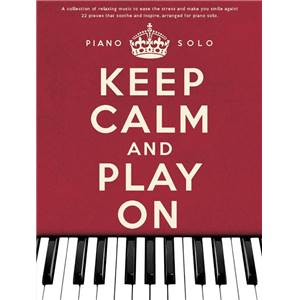 COMPILATION - KEEP CALM AND PLAY ON THE RED VOL.PIANO SOLOS