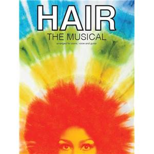 COMPILATION - HAIR THE MUSICAL P/V/G