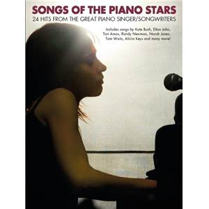 COMPILATION - SONGS OF THE PIANO STARS 24 HITS FROM THE GREAT PIANO SINGER