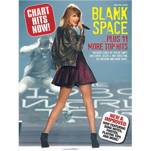 COMPILATION - BLANK SPACE + 11 MORE TOP HITS