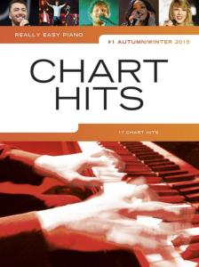 COMPILATION - REALLY EASY PIANO CHARTS HITS AUTUMN/WINTER 2015