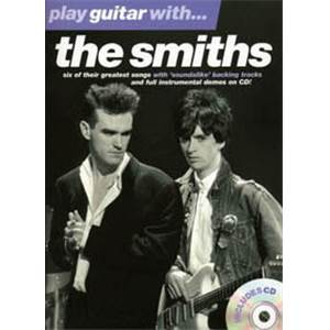 SMITHS THE - PLAY GUITAR WITH TAB. + CD
