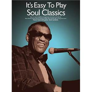 COMPILATION - IT'S EASY TO PLAY SOUL CLASSICS