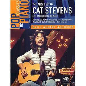 STEVENS CAT - THE VERY BEST OF EASY ARRANGEMENTS FOR PIANO
