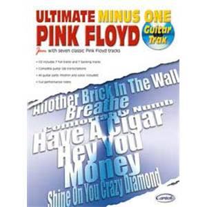 PINK FLOYD - ULTIMATE MINUS ONE VOL.1 GUITAR TRAX + CD