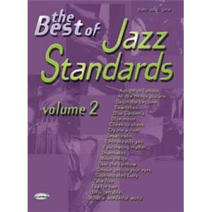 COMPILATION - JAZZ STANDARD BEST OF VOL.2 P/V/G
