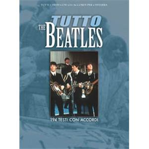 BEATLES THE - TUTTO BEATLES