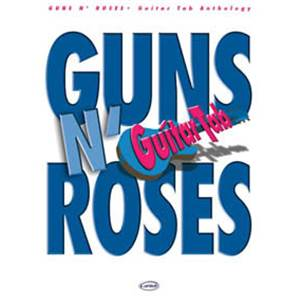 GUNS N' ROSES - ANTHOLOGY GUITAR TAB.