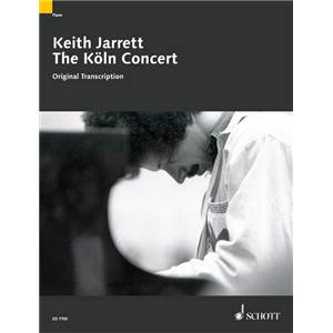 JARRETT KEITH - THE KOLN CONCERT (CONCERTO DE COLOGNE) PIANO
