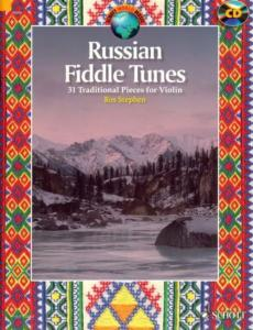RUSSIAN FIDDLE TUNES +CD (31 AIRS TRADITIONNELS RUSSES) - VIOLON