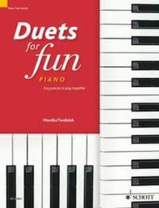COMPILATION - DUETS FOR FUN : PIANO - PIANO A 4 MAINS