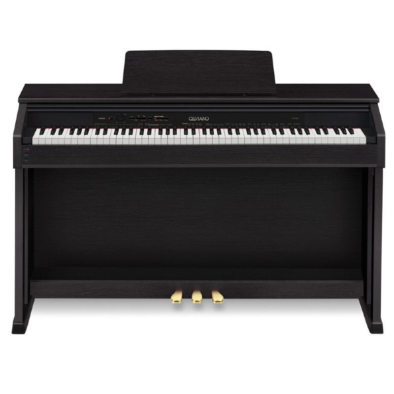 piano numerique meuble casio ap 460 bk paul. Black Bedroom Furniture Sets. Home Design Ideas