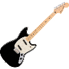 GUITARE ELECTRIQUE FENDER OFFSET MUSTANG MN BLACK 0144042506