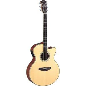 GUITARE FOLK ELECTRO-ACOUSTIQUE YAMAHA CPX 700 NT