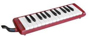 MELODICA HOHNER 26 TOUCHES ROUGE