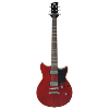 GUITARE ELECTRIQUE YAMAHA RS 420 FIRED RED FRD