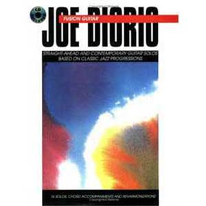 DIORIO JOE - FUSION GUITAR + CD
