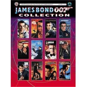 COMPILATION - JAMES BOND 007 VIOLIN + CD