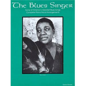 COMPILATION - THE BLUES SINGER SOME OF AMERICA' GREATEST BLUES SONGS P/V/G Épuisé