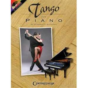 MIZRAHI F - TANGO FOR PIANO + CD