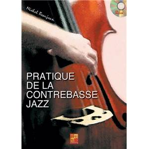 BEAUJEAN M. - PRATIQUE CONTREBASSE JAZZ + CD