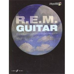 REM - AUTHENTIC PLAY ALONG GUITAR + CD