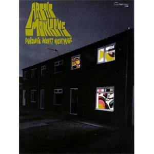 ARCTIC MONKEYS - FAVOURITE WORST NIGHTMARE GUITAR TAB.
