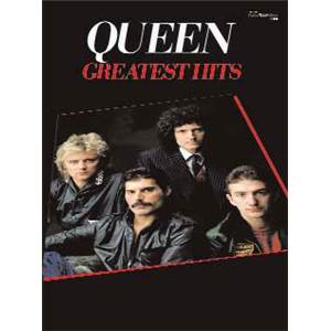 QUEEN - GREATEST HITS VOL.1 GUIT. TAB.