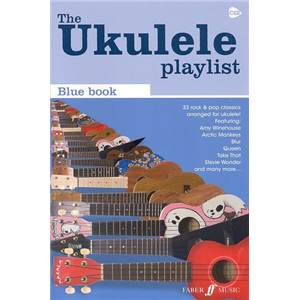 COMPILATION - UKULELE PLAYLIST THE BLUE VOL.CHORD SONGBOOK