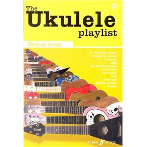 COMPILATION - UKULELE PLAYLIST THE YELLOW VOL.CHORD SONGBOOK