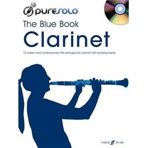 COMPILATION - PURE SOLO BLUE VOL.CLARINET + CD