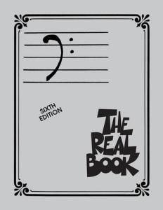 COMPILATION - THE REAL BOOK VOLUME BASS CLEF