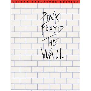 PINK FLOYD - THE WALL GUIT. TAB. ORIGINAL AVEC PHOTOS ET DESSINS