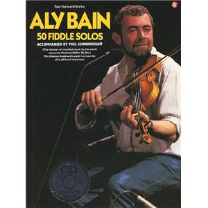 BAIN ALY - 50 FIDDLE SOLOS + CD