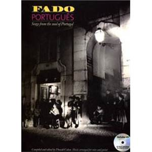 COHEN DONALD - FADO PORTUGUES MELODY / CHORD BOXES + CD ORIGINAL RECORDING