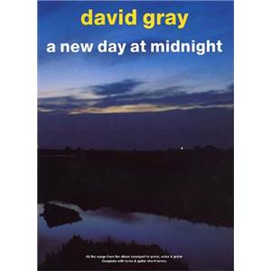GRAY DAVID - A NEW DAY AT MIDNIGHT P/V/G