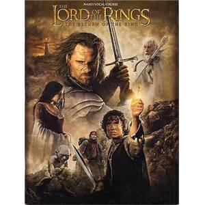 COMPILATION - LORD OF THE RINGS THE RETURN OF THE KING P/V/G