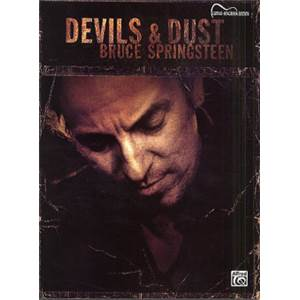 SPRINGSTEEN BRUCE - DEVILS AND DUST GUITAR TAB.