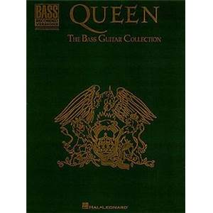 QUEEN - THE BASS GUITAR COLLECTION TAB.